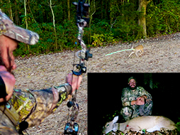 The Plan Worked: Scouting and Hunting Whitetails On A Pattern