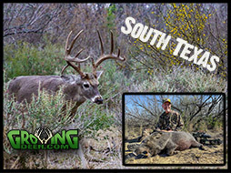 Spot and Stalk Bow Hunt, South Texas Style