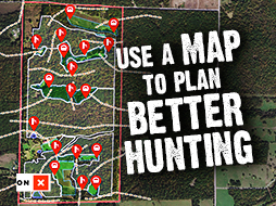 Use a Map to Plan Better Hunting