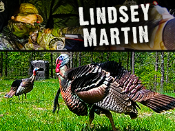 Turkey Hunting   Lindsey's Opening Day Gobbler