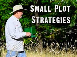 Planting Small Food Plots