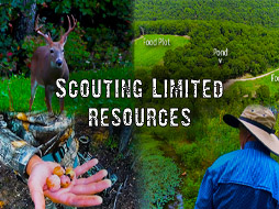 Scouting Limited Resouces, New Hunting Strategies