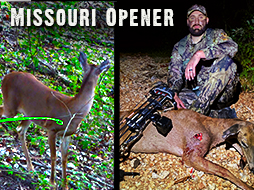 Success During the Missouri Bow Opener