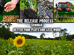 Food Plot Seminar: How to Have Better Food Plots and Less Work